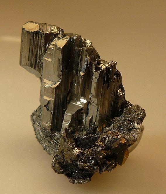 Bornonite, Jamesonite, Chalcopyrite