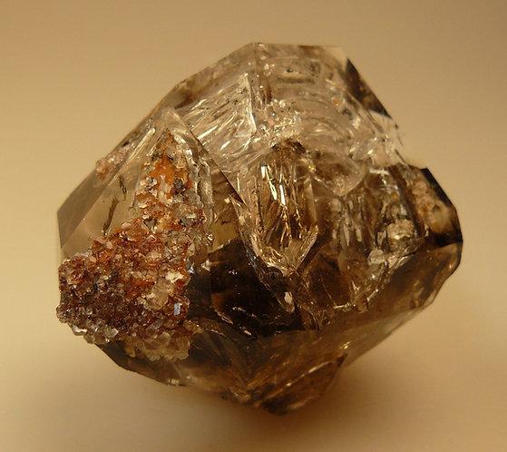 Quartz and Calcite