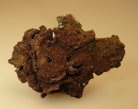 Goethite and Calcite