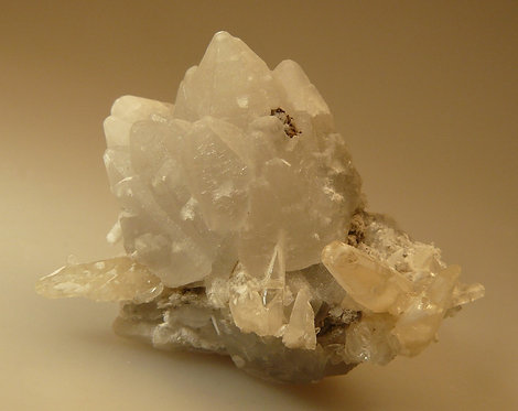Witherite and Calcite
