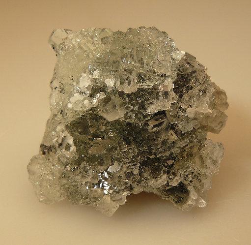 Fluorite, Calcite, Quartz