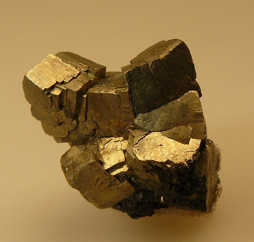 Pyrite and Magnetite