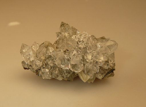 Quartz and Calcite
