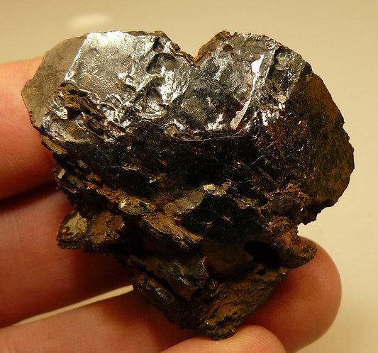 Titanite and Phlogopite