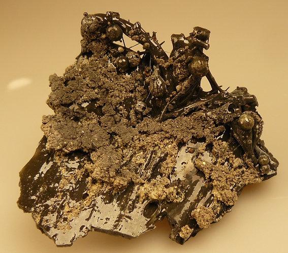 Exogenic Fulgurite