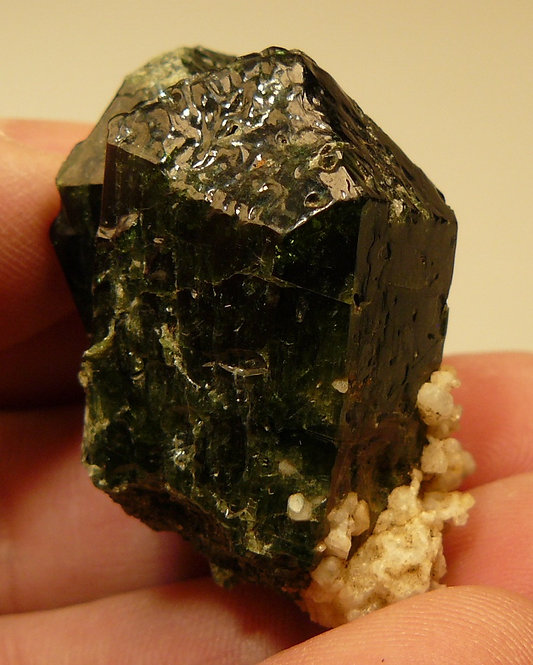 Diopside and Albite
