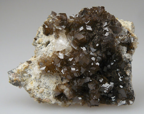 Smithsonite, Cerussite, Tennantite