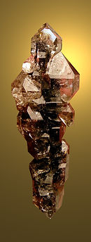 Treasue Mt. Herkimer diamond scepter