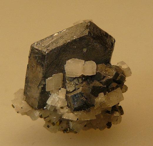 Galena, Pyrite and Dolomite
