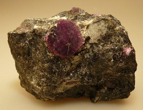 Corundum (variety Ruby)