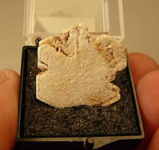 Dolomite pseudo Aragonite