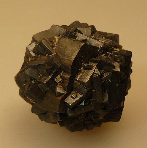 Limonite pseudo. after Pyrite