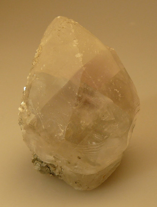 Calcite and Heulandite