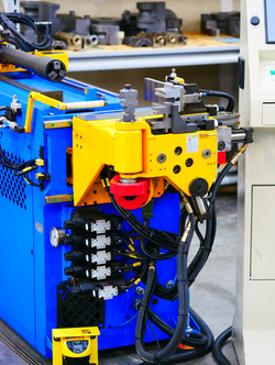 Dual stack CNC bender