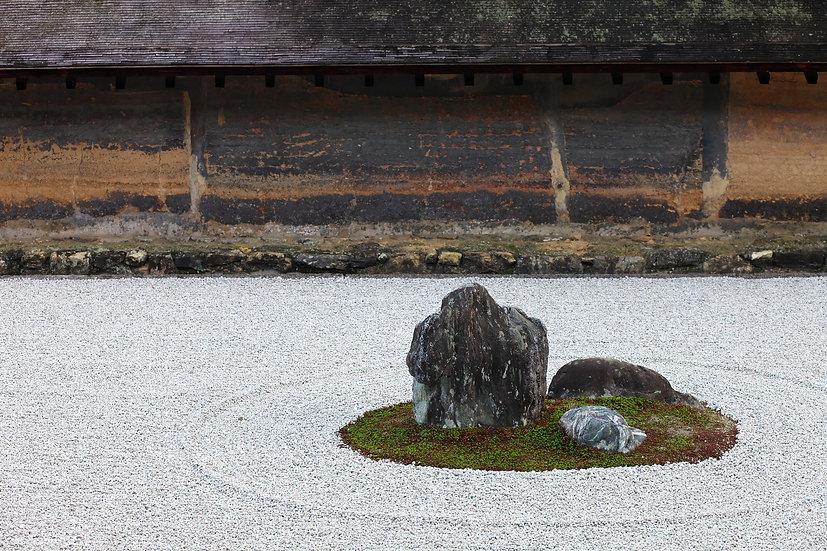Stones of Ryoanji