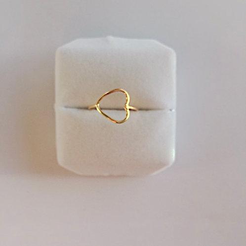 Croí Gold Ring