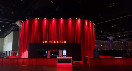 SIGGRAPH 2019 VR Theater
