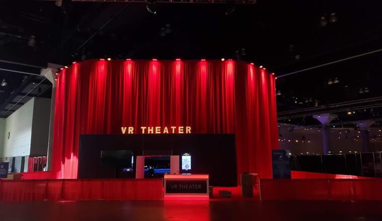 SIGGRAPH 2019 VR Theater