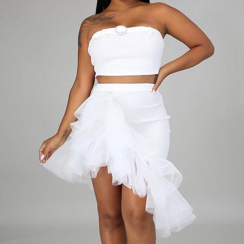 She Sweet Skirt Set