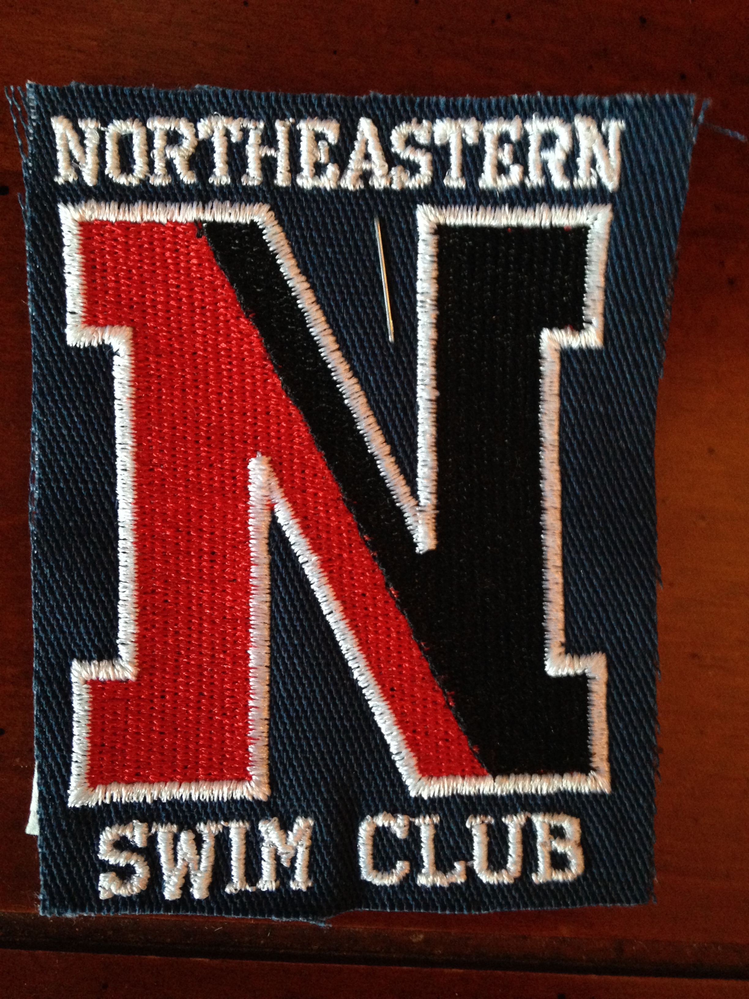Northeastern Jacket logo