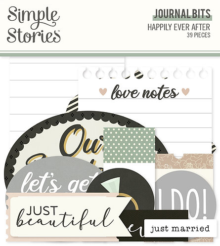 HAPPILY EVER AFTER - JOURNAL BITS