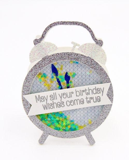 أتمنى أن تتحقق جميع رغبات أعياد ميلادك
