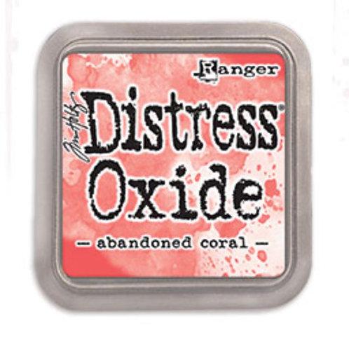 Ranger Ink Pad Abandon Coral THoltz Distress Oxides