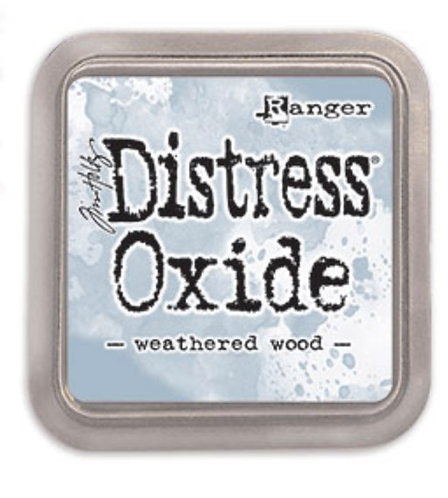 Tim Holtz Distress Oxides Ink Pad-Weathered Wood