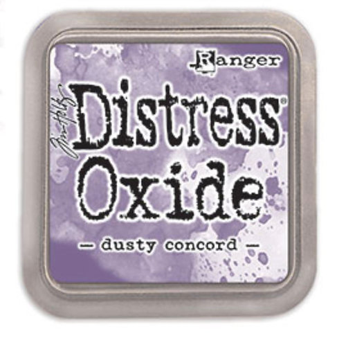 Ranger Tim Holtz Distress Oxide Ink Pad - Dusty Concord
