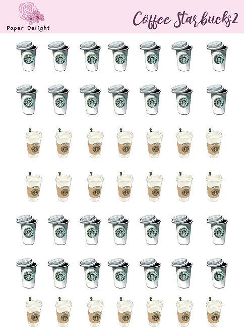 قهوة ستاربكس ٢