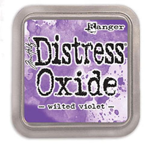 Ranger Ink Pad Wilted Violet THoltz Distress Oxides WViolet