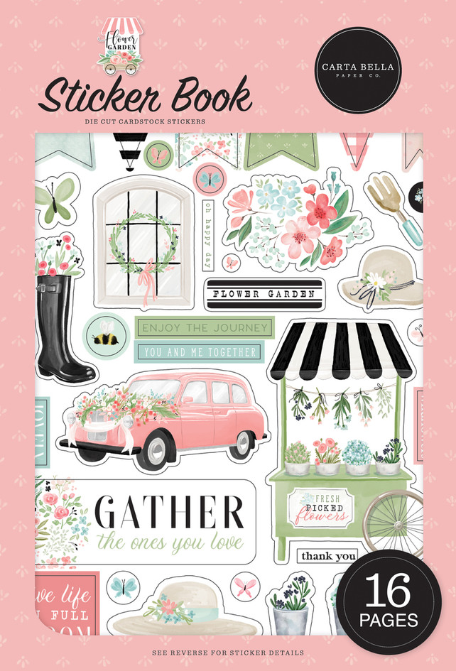 CBGA130029_Flower_Garden_Sticker_Book_Co
