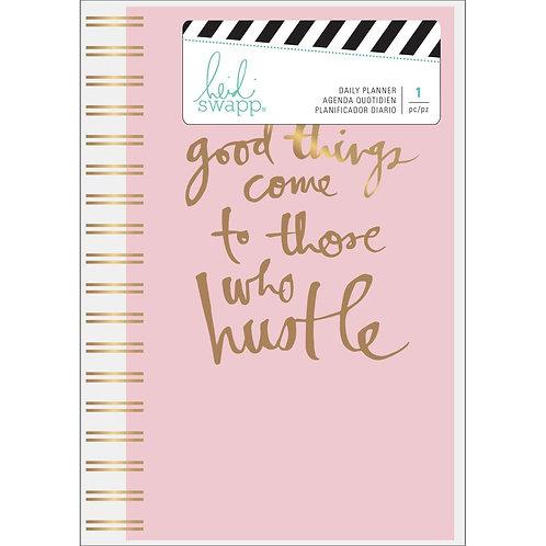 Hustle planner - Heidi Swapp يومي