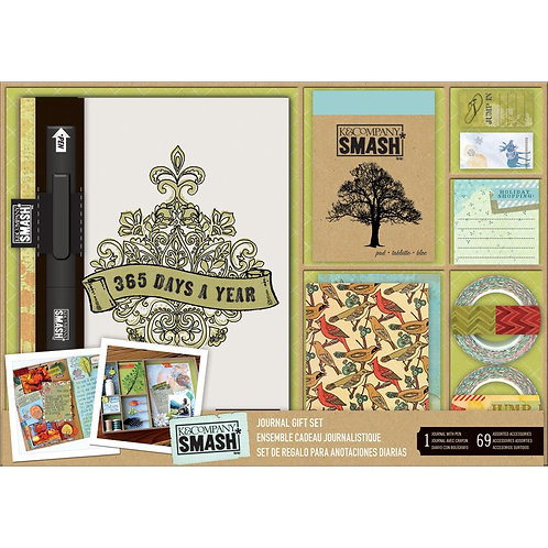 365 K&Company SMASH Folio Gift Set 69/Pkg