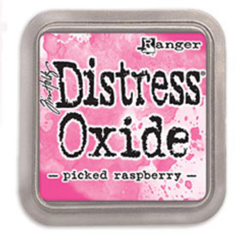 Ranger Ink Pad Picked Rspbry THoltz Distress Oxides