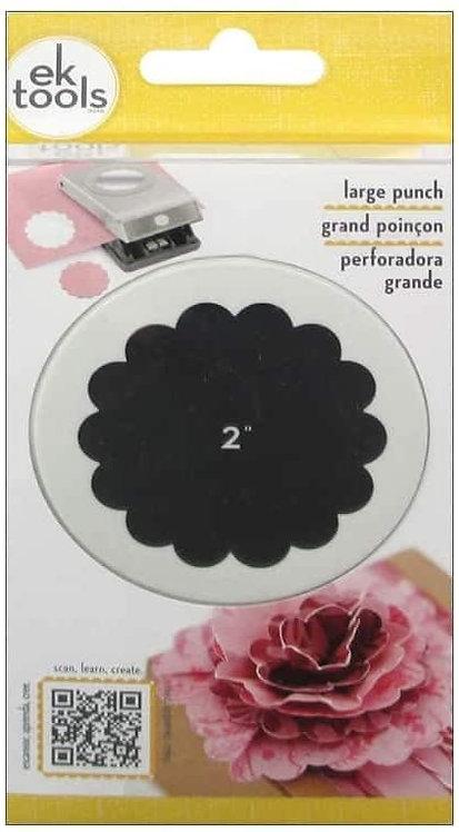 EK Tools 2-Inch Circle Paper Punch, Large