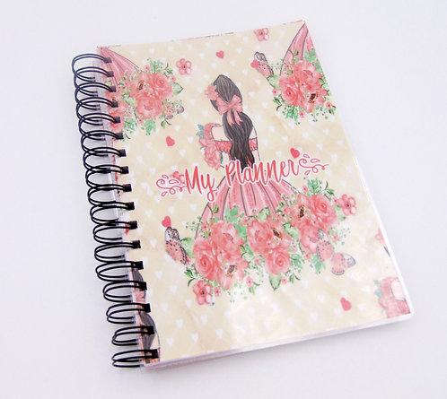 My Planner Roses Girl