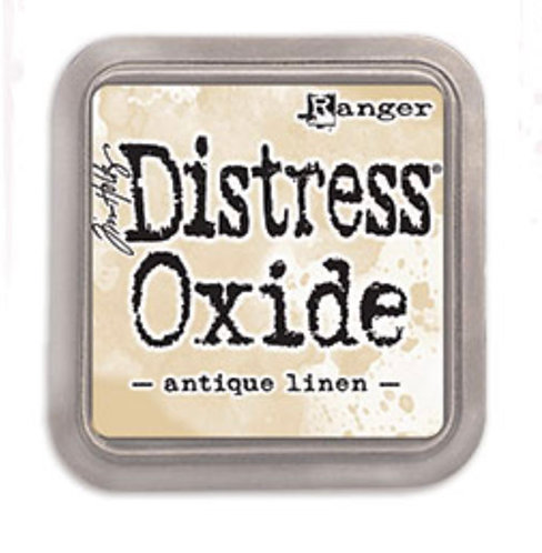 Ranger Tim Holtz Distress Oxide Ink Pad - Antique Linen
