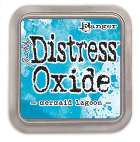 Ranger Tim Holtz Distress Oxide Ink Pad - Mermaid Lagoon