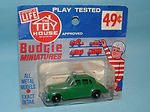 Budgie Miniatures Toy House blister-pack