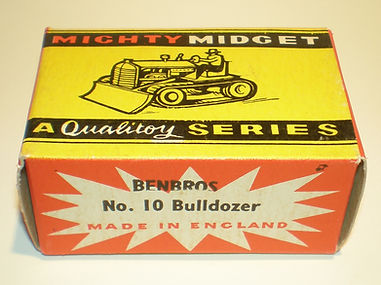 Benbros No.10 Bulldozer box