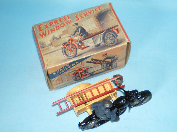 Benbros Qualitoy Express Window Service Motorcycle
