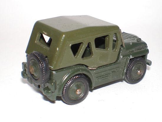 Britains Lilliput Vehicle Series LV/609 Austin Champ