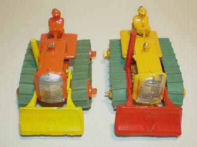Benbros No.10 Bulldozer variations