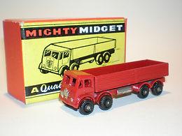Benbros Mighty Midget No.21 Diesel Wagon