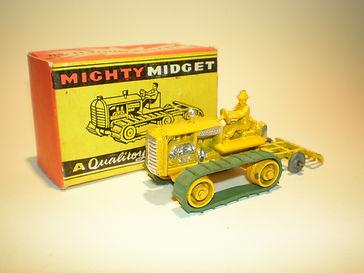 Benbros Mighty Midget No.11 Tractor & Hay Rake