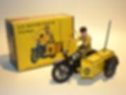 Budgie No.452 AA Motorcycle Patrol (Series 1)