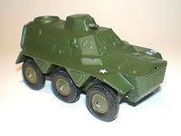Britains Lilliput Vehicle Series LV/615 Saracen Armoured Personnel Carrier