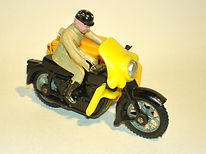 Budgie No.452 AA Motorcycle Patrol (SEries 2)
