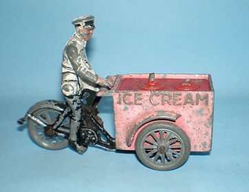 Morestone Ice Cream Vendor